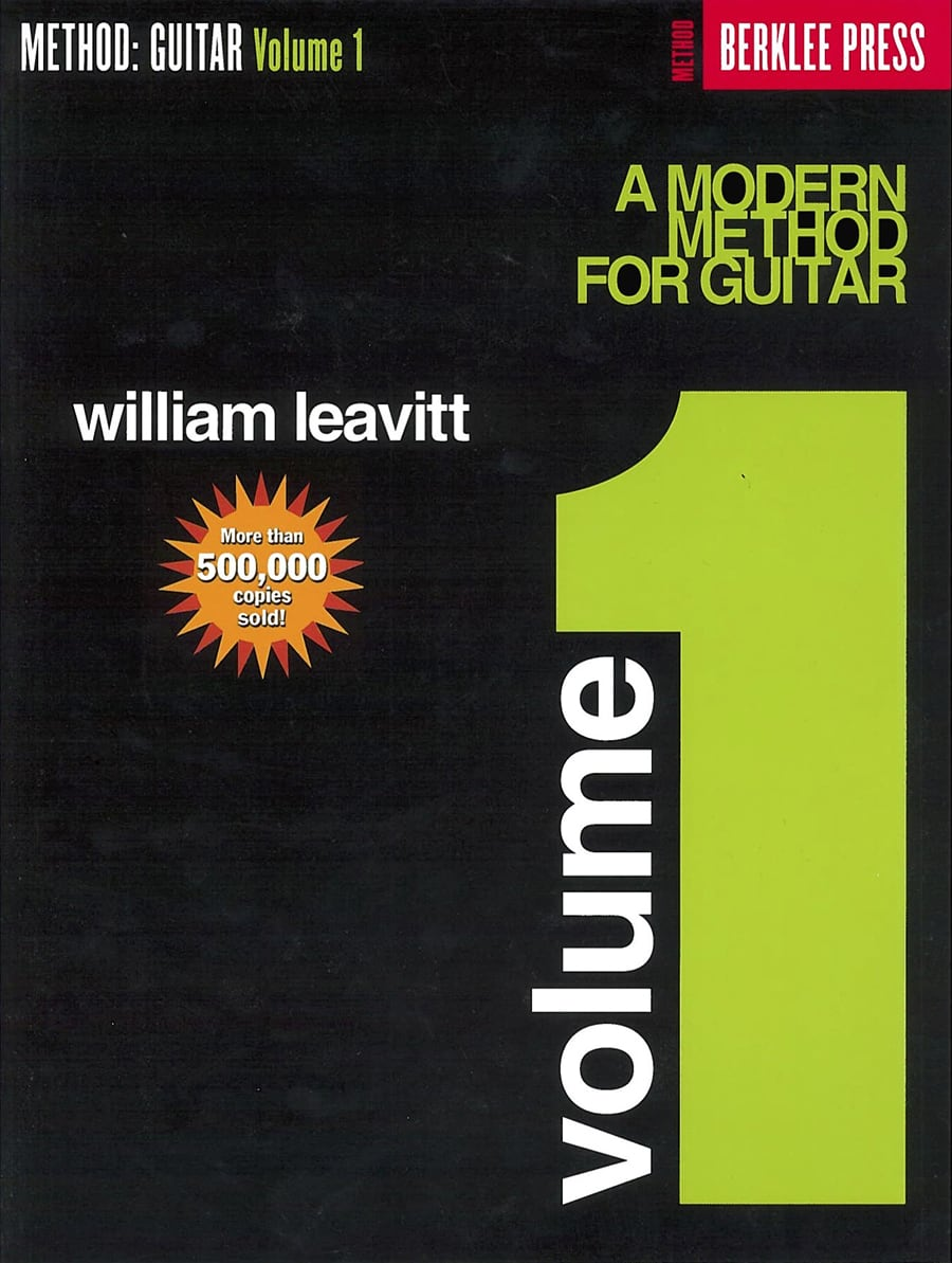 A Modern Method For Guitar Volume 1