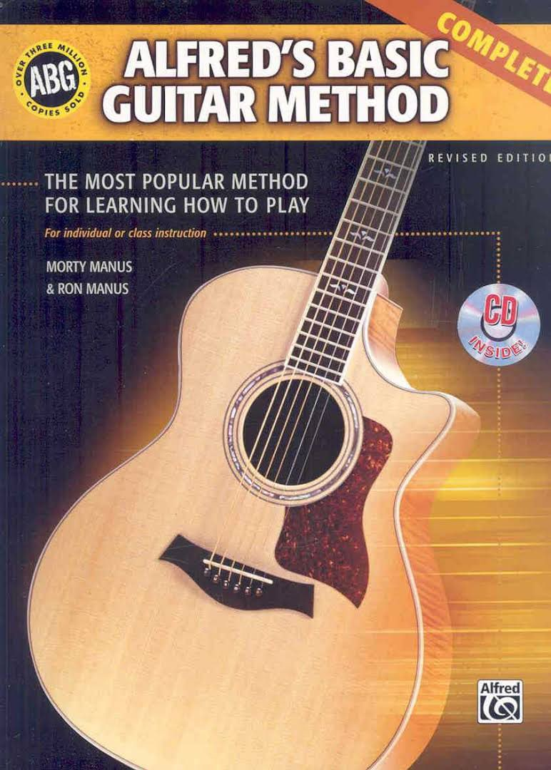 Alfreds Basic Guitar Method Complete