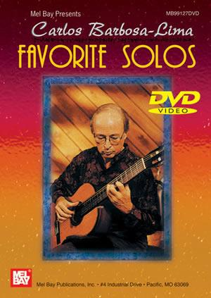 Barbosa Lima – Favorite Solos dvd