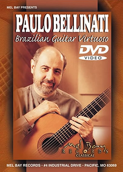 Brazilian Guitar VirtuosoDVD