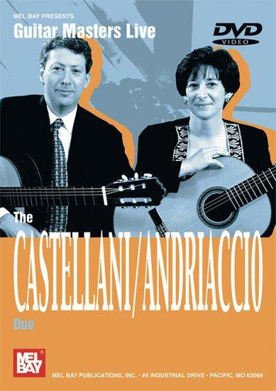 Castellani : Andriaccio Duo – Guitar Masters Live