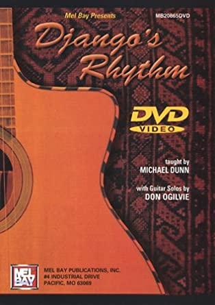Django's Rhythm dvd