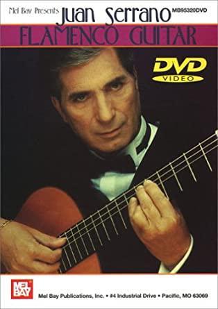 Flamenco Guitar dvd