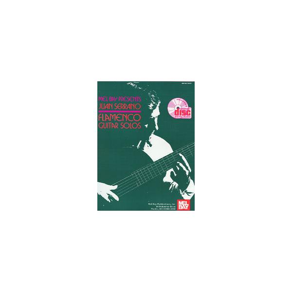 Flamenco Guitar solos – Juan Serrano