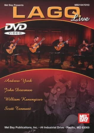 LAGQ Live dvd