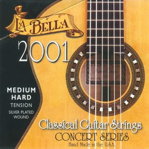 La Bella – 2001 Medium Hard Tension