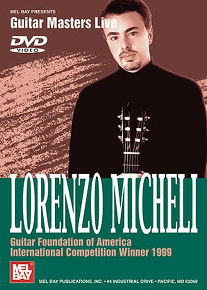 Lorenzo Micheli GFA Winner 1999 dvd