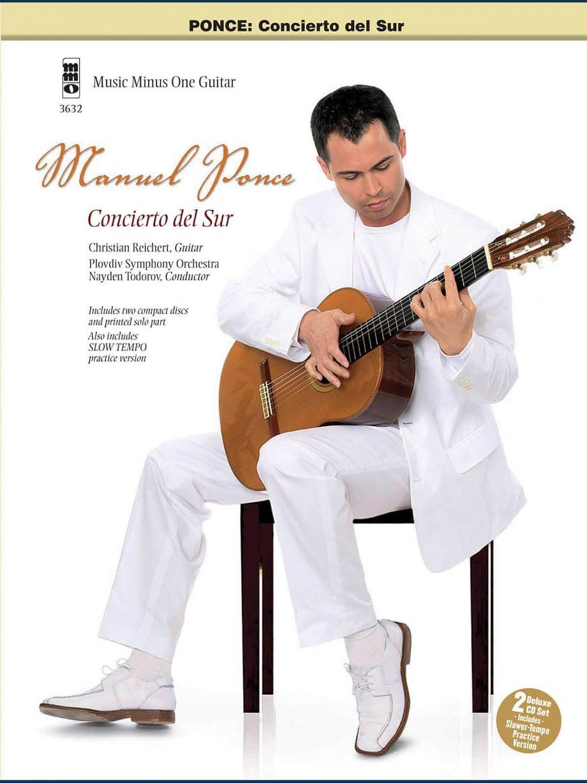 Manuel Ponce Concierto del Sur