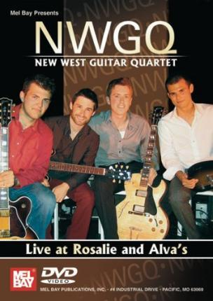 NWGQ – Live at Rosalie and Alva's dvd