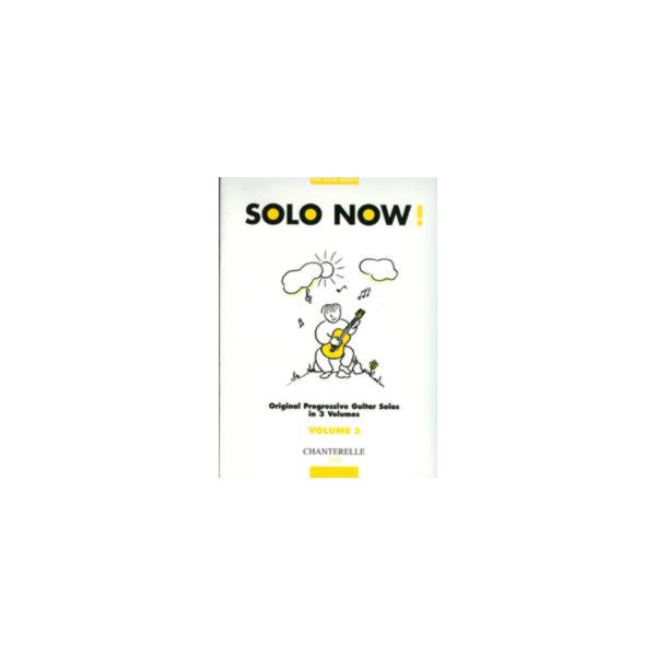Solo Now Volume 3 Chanterelle