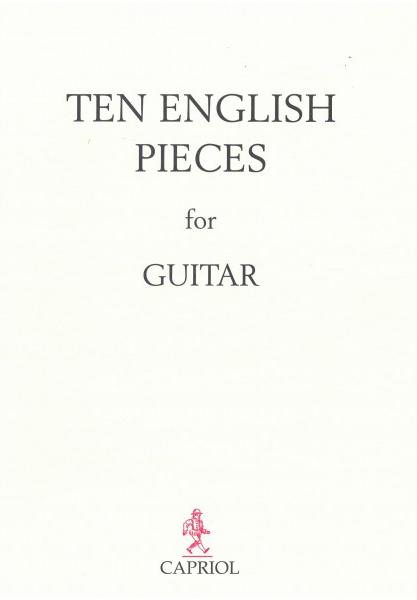 Ten English Pieces for Guitar