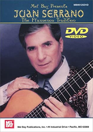 The Flamenco Tradition dvd