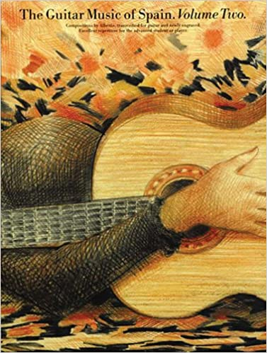 The Guitar Music of Spain. Volume Two