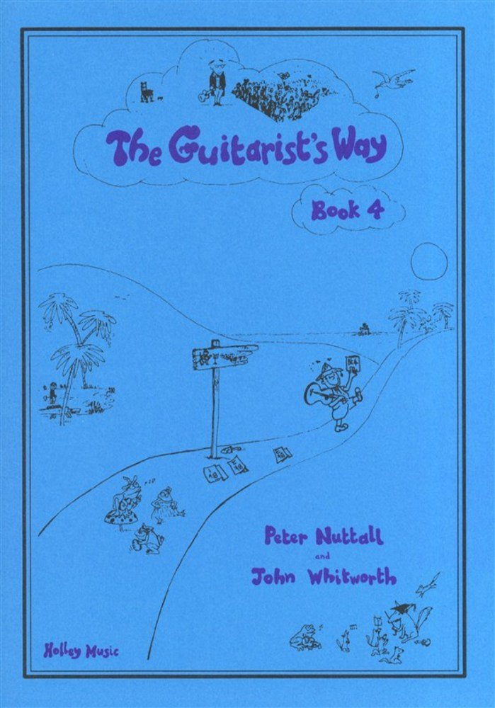 The Guitarist's Way Book 4