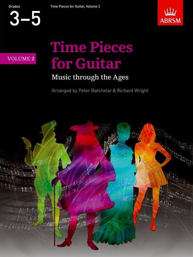Time Pieces for Guitar. Volume 2 – ABRSM