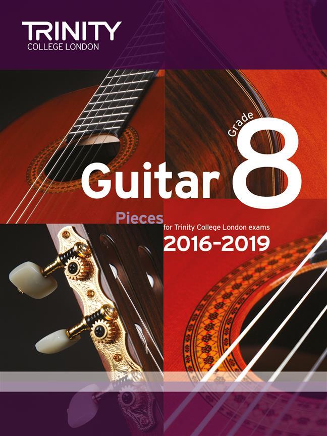 Trinity – Guitar Pieces – Grade Eight