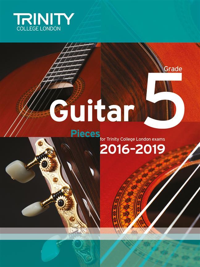 Trinity – Guitar Pieces – Grade Five