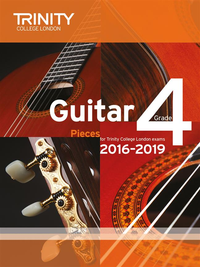 Trinity – Guitar Pieces – Grade Four