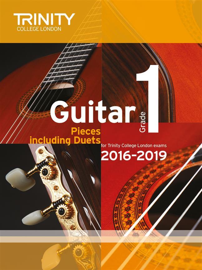Trinity – Guitar Pieces – Grade One