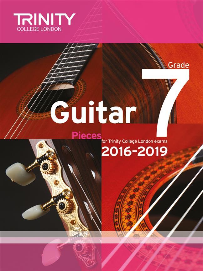 Trinity – Guitar Pieces – Grade Seven