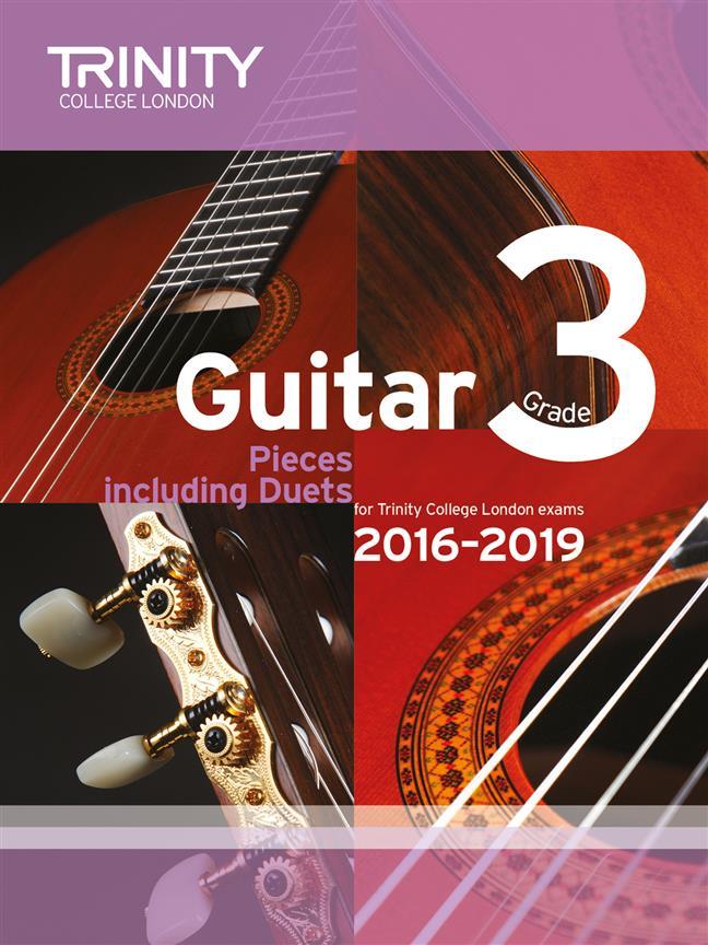 Trinity – Guitar Pieces – Grade Three