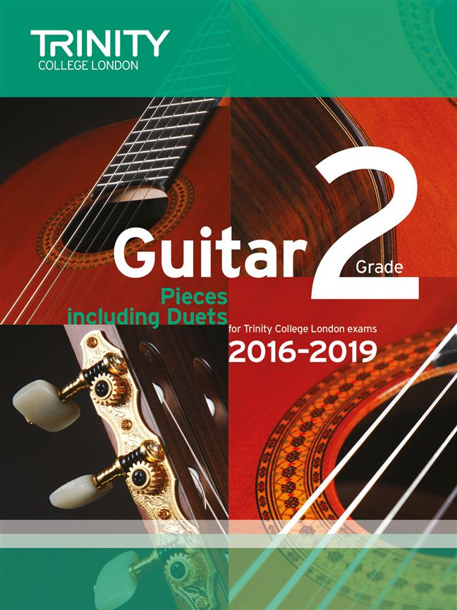 Trinity – Guitar Pieces – Grade Two