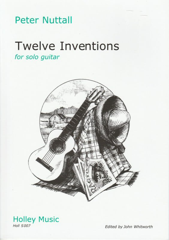 Twelve Inventions for Solo Guitar