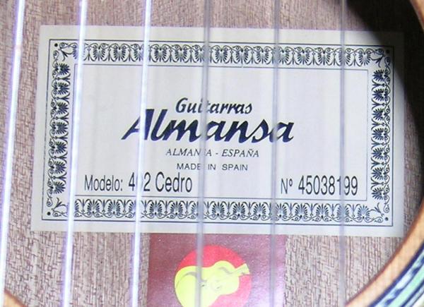 almansa402l