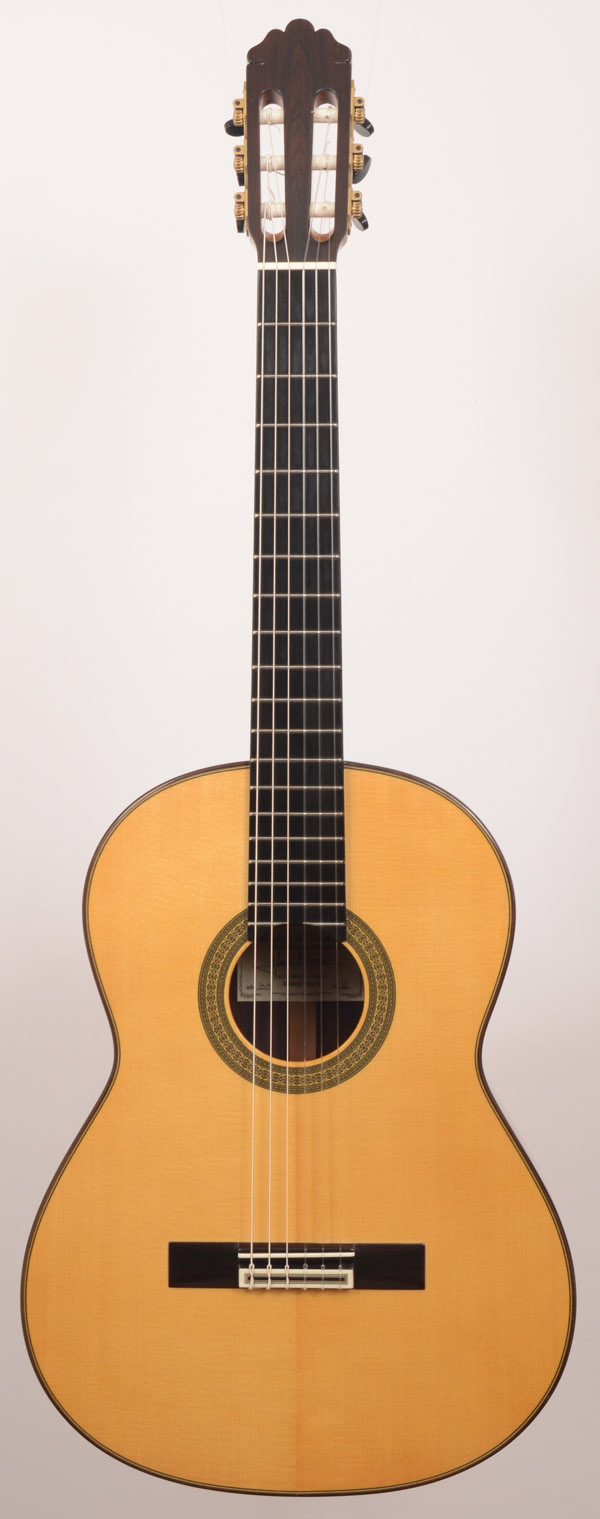 Marco Tejeda Spruce/Indian Rosewood