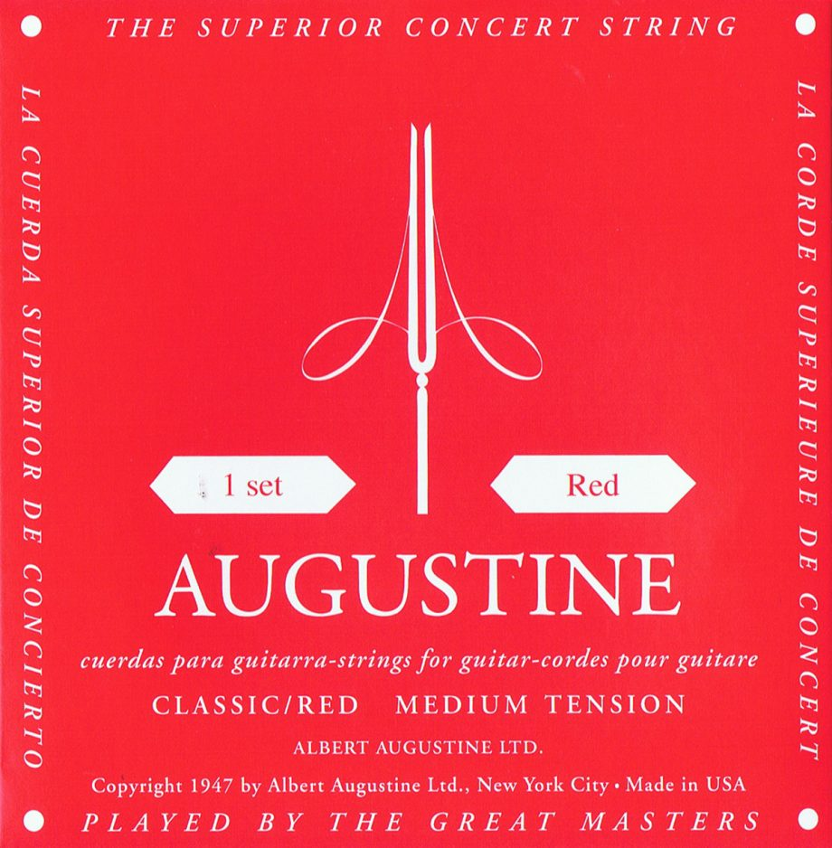 augustine-red-classic